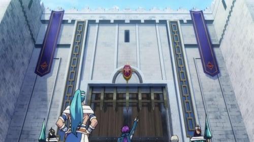 Magi: Adventure of Sinbad: Season 1 – Episode Episode 9
