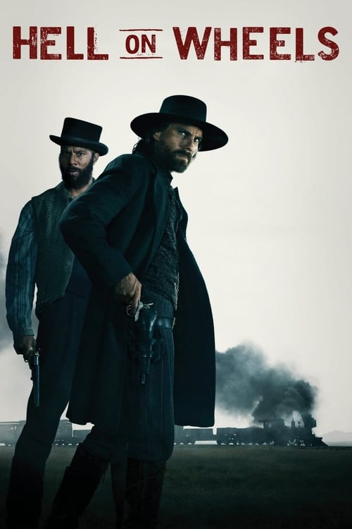 Poster von Hell on Wheels