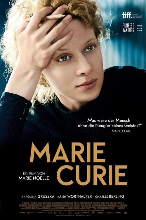 Poster von Marie Curie