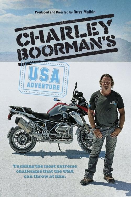 Charley Boorman's USA Adventure (2013)