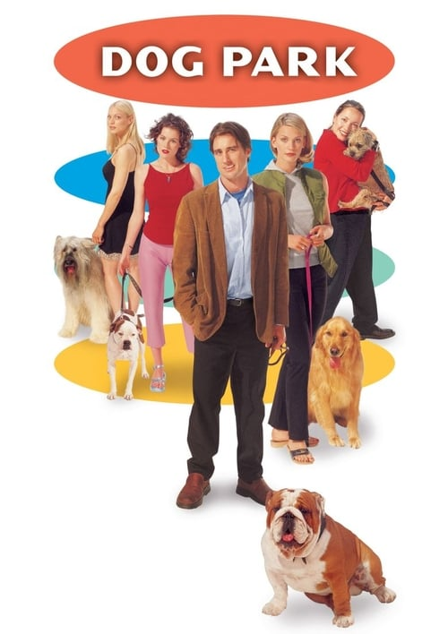 The poster of Dog Park