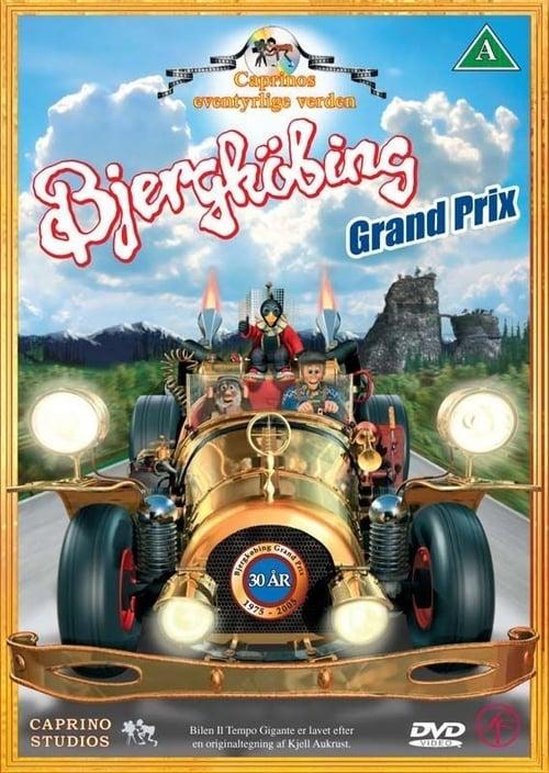 Ver Flåklypa Grand Prix Online