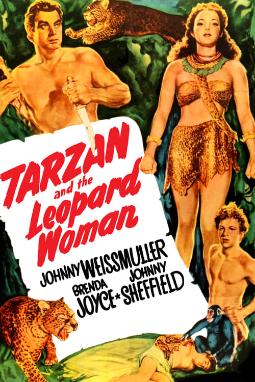 Assistir Tarzan and the Leopard Woman Online