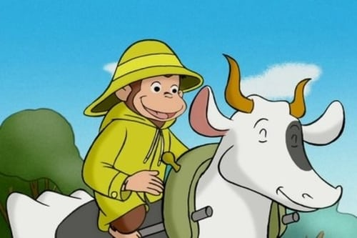 Curious George: Season 1 – Episod Curious George and the Dam Builders