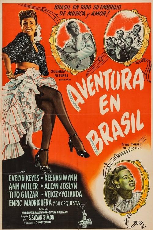 Mira La Película The Thrill of Brazil Con Subtítulos En Español