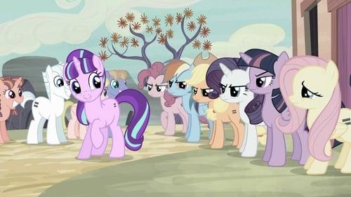 My Little Pony: Friendship Is Magic: Season 5 – Épisode The Cutie Map Part 2