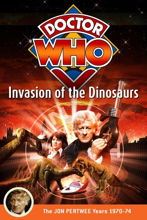 Mira La Película Doctor Who: Invasion of the Dinosaurs Doblada En Español