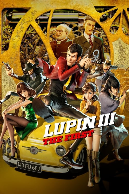 Poster. Lupin III: The First