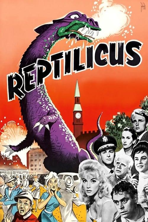 Película Reptilicus En Español