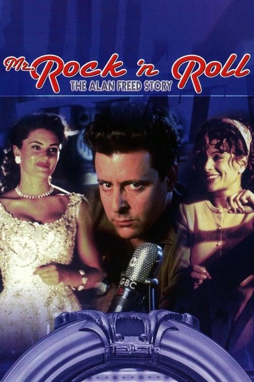 Película Mr. Rock n Roll: The Alan Freed Story En Español