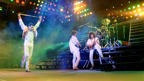 Queen: Hungarian Rhapsody – Live in Budapest