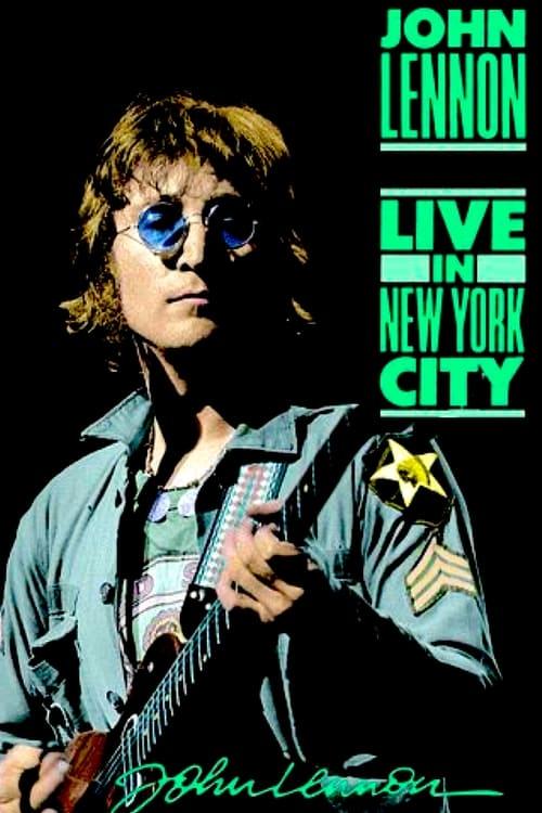 Filme John Lennon: Live In New York City Streaming