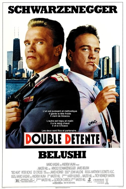 Regarder Double détente (1988) streaming Netflix FR