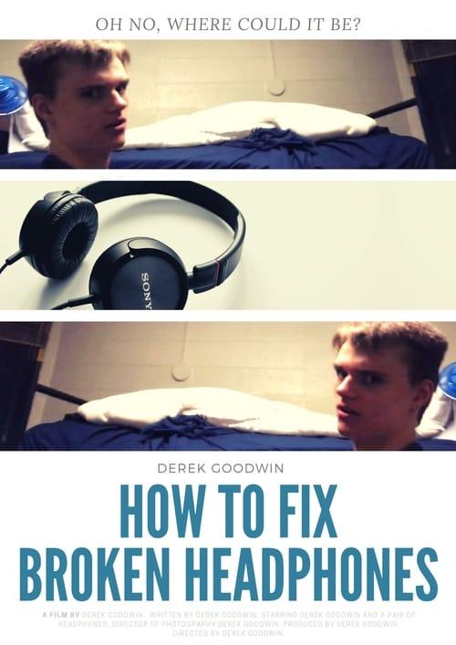 Regarde How to Fix Broken Headphones En Bonne Qualité Hd