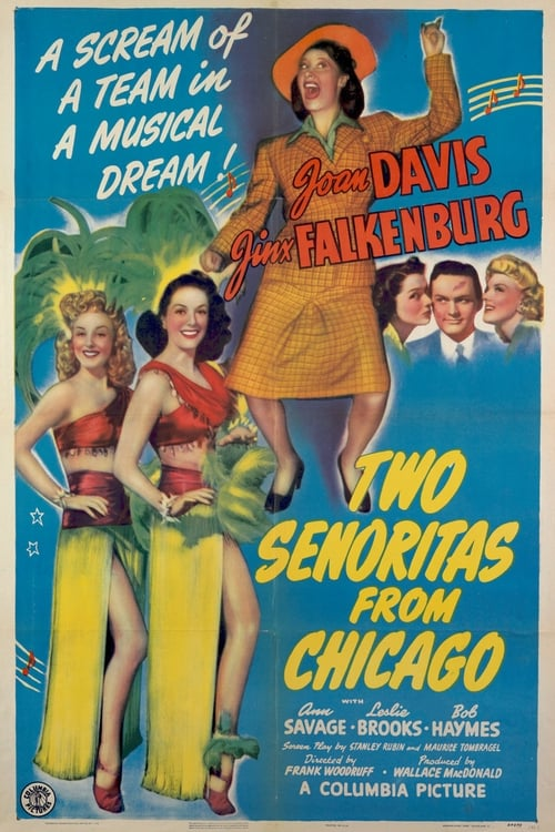 Ver pelicula Two Señoritas from Chicago Online