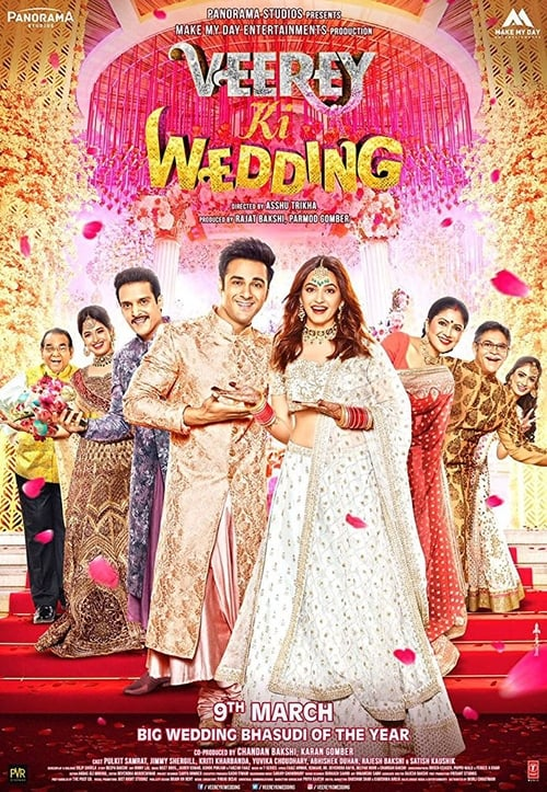 Veerey Ki Wedding Movie Poster