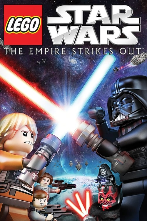LEGO Star Wars: The Empire Strikes Out (2012) Poster