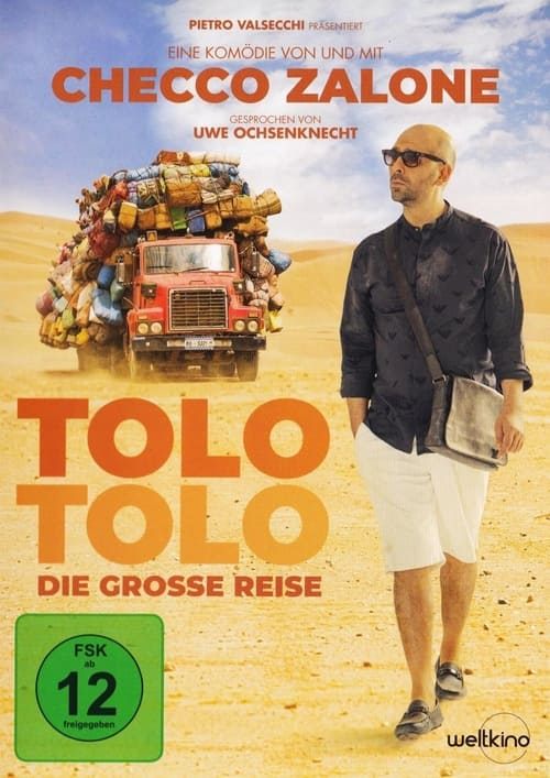 Tolo Tolo - Die große Reise - Poster
