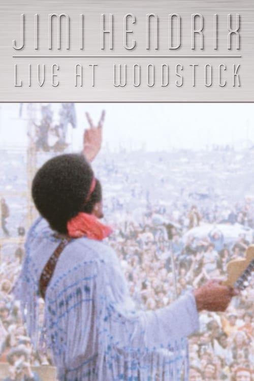 Jimi Hendrix - Live at Woodstock