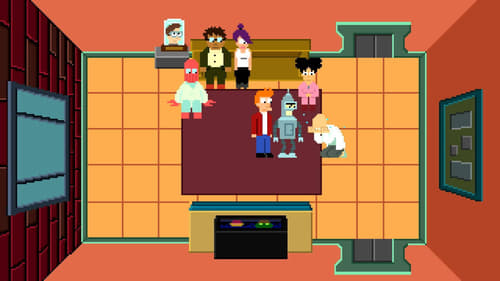 Futurama - Season 6 - Episode 26: reincarnation