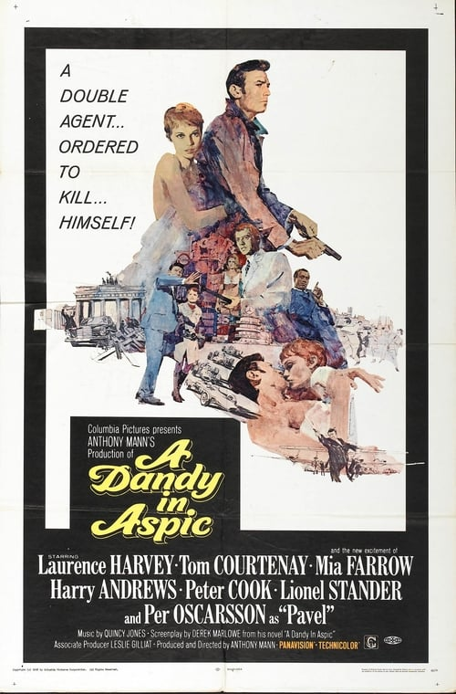 Largescale poster for A Dandy in Aspic