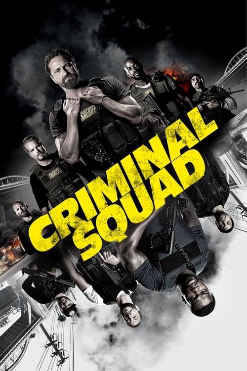 Poster von Criminal Squad