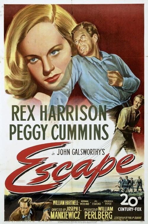 Escape (1948) Poster