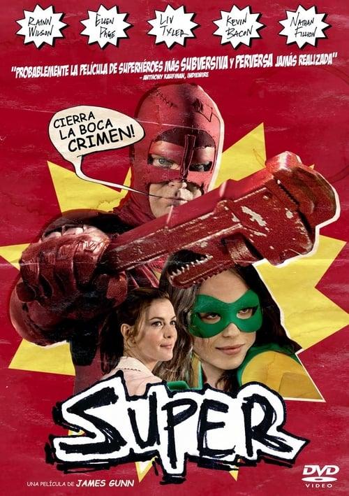 Película Super En Español En Línea