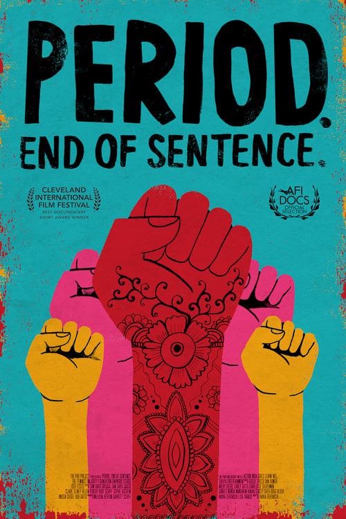 Poster von Period. End of Sentence.