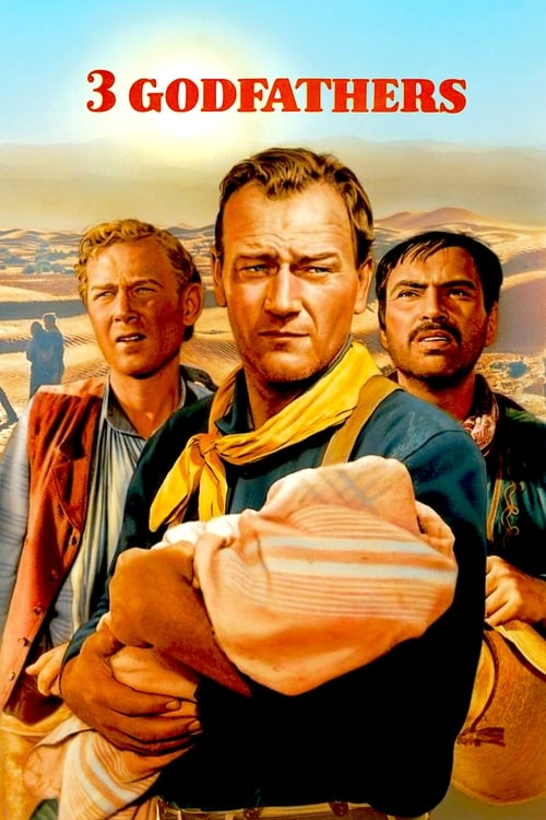 Download 3 Godfathers (1948) Full Movie