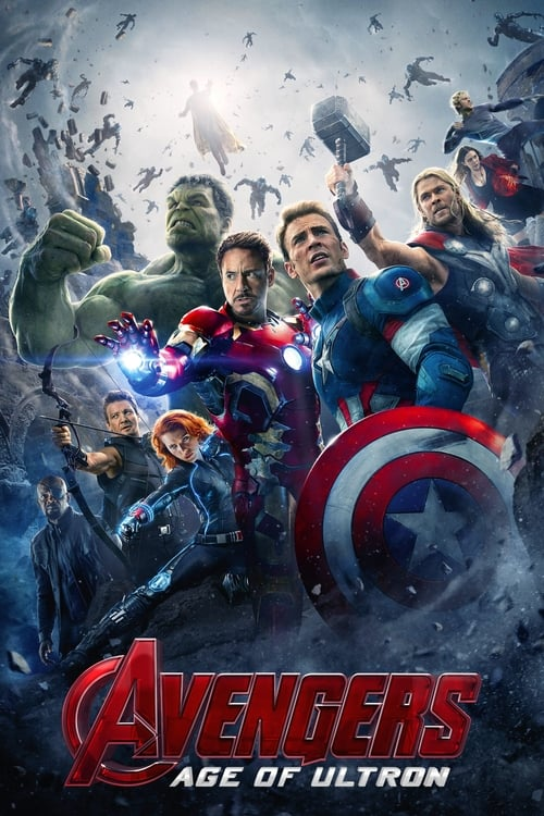Largescale poster for Avengers: Age of Ultron