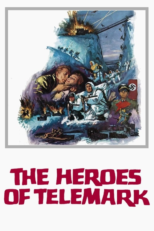 The Heroes of Telemark (1966)