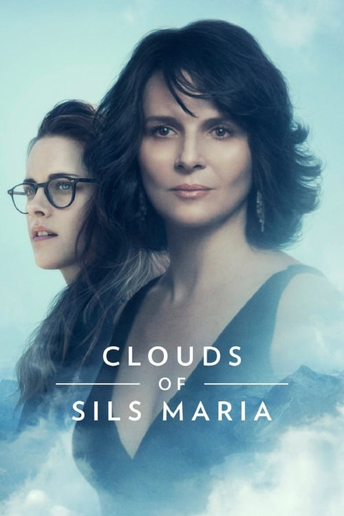 The poster of Clouds of Sils Maria