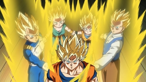 Dragon Ball Super: Season 1 – Episod Thanks For Waiting, Lord Beerus! A Super Saiyan God is Born at Last!