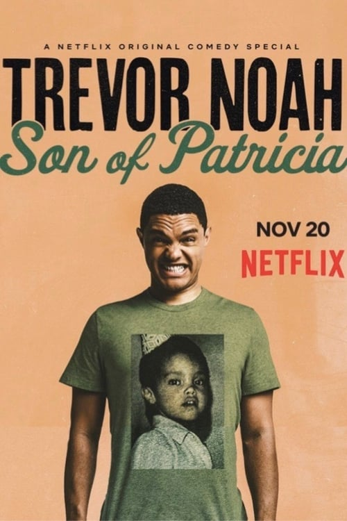 Trevor Noah: Son of Patricia Online HBO 2017: 2017 #1 Preview (HBO) - YouTube