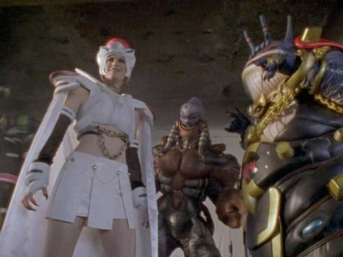 Power Rangers 2001 Full Tv Series: Time Force – Episode A Parting of Ways