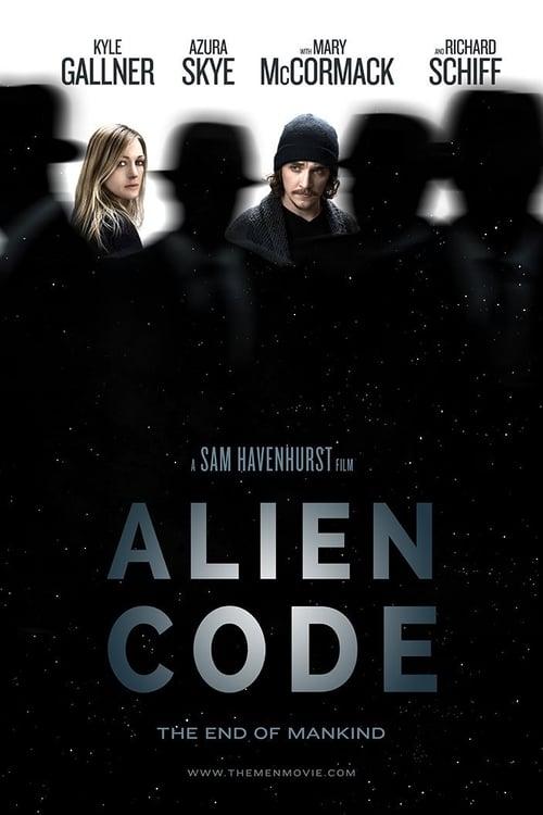 Alien Code poster