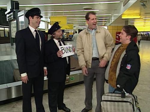 Married... with Children - Season 6 - Episode 24: England Show: Part 1