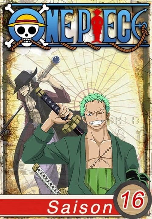 One Piece: Saison 16