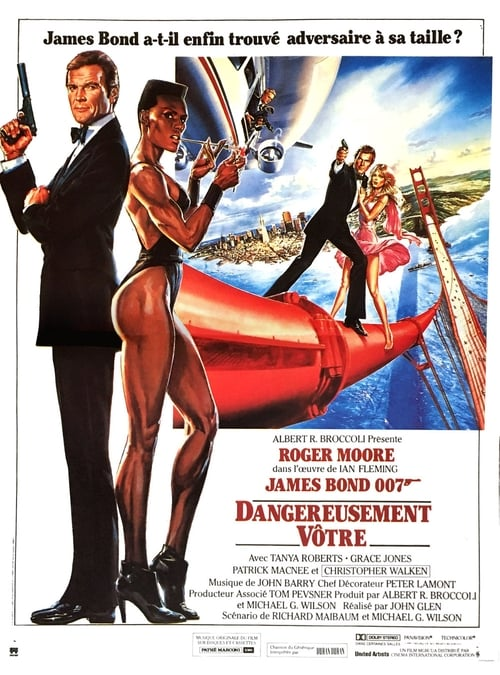 Voir Dangereusement vôtre (1985) streaming vf
