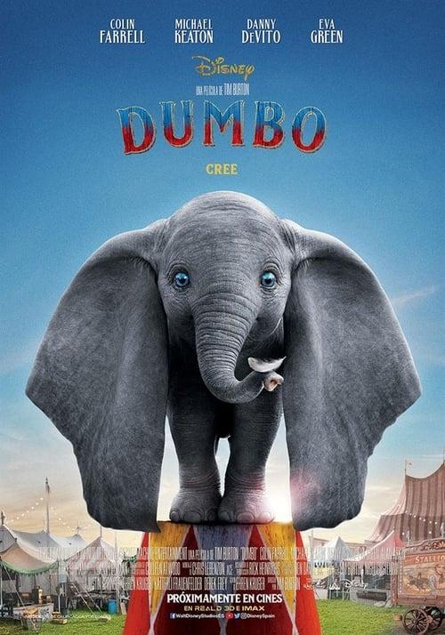 Dumbo Pelicula Completa En Español Latino Pelisplus