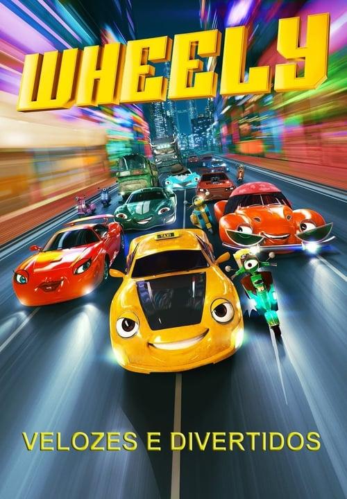 Assistir Wheely - Velozes e Divertidos 2018 - HD 720p Dublado Online Grátis HD