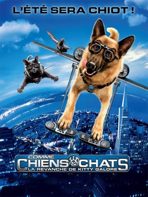 [720p] Comme chiens et chats : La revanche de Kitty Galore (2010) streaming Disney+ HD