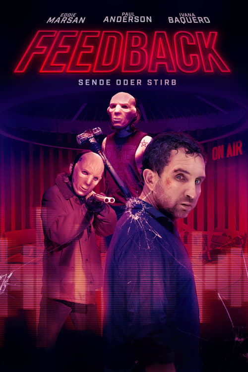 Poster von Feedback: Sende oder stirb