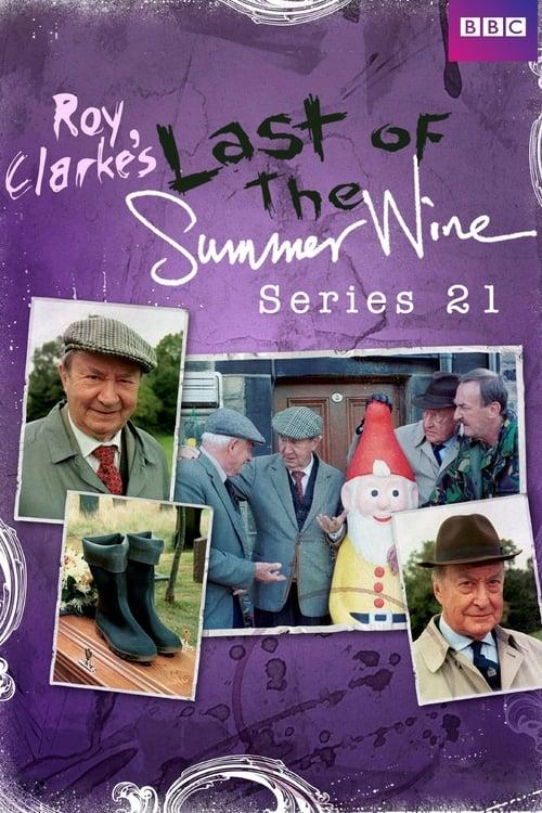 Last of the Summer Wine: Season 21