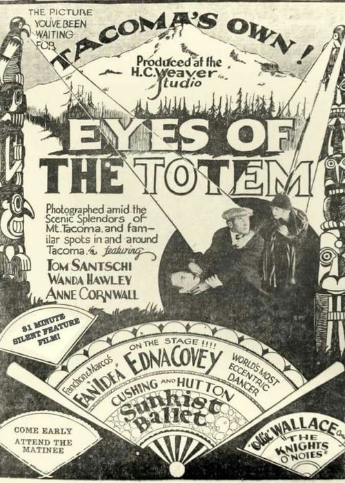 The Eyes of the Totem (1927)