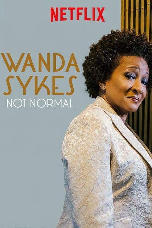Mira La Película Wanda Sykes: Not Normal Con Subtítulos En Español