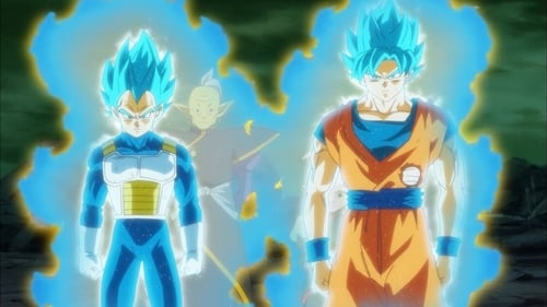 Dragon Ball Super: Season 1 – Episod Don't You Disgrace Saiyan Cells! Vegeta's Fierce Battle Commences!
