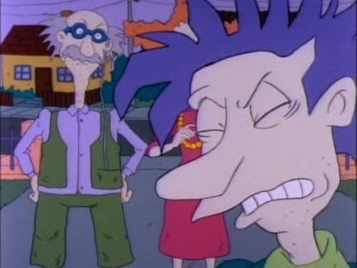 Rugrats 1991 Netflix: Season 1 – Episode Monsters In The Garage