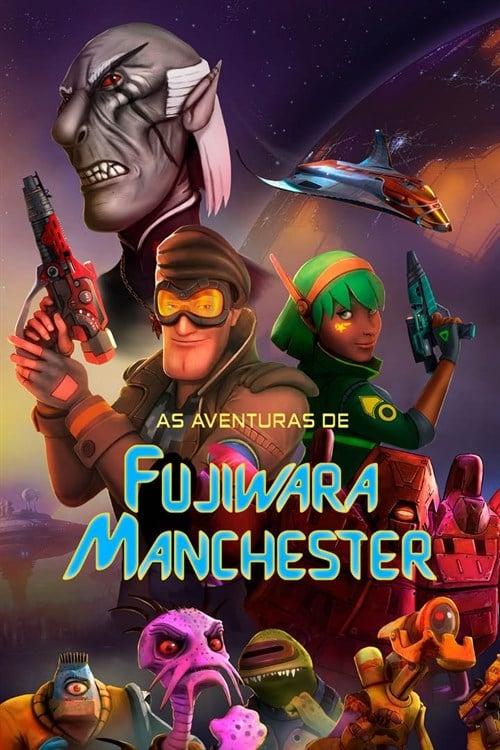 شاهد الفيلم As Aventuras de Fujiwara Manchester: O Filme مجاني باللغة العربية